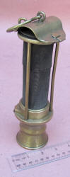 Hughes Brothers / Scranton PA Safety Lamp