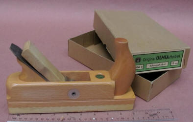 Ulmia #HW5 33mm Scrub Plane in Original Box