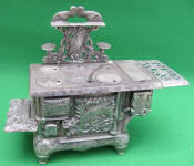 Home Cast Iron Toy Stove by Stevens