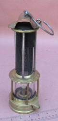Hughes Brothers Clanny Style Safety Lamp