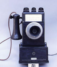 Vintage Pay Telephone