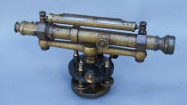 "Early W. & L. E. Gurley 16"" Surveyor's or Engineer's Level"