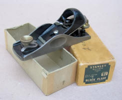 Stanley # 9 1/2  Block Plane in Original Box
