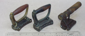 Hatter's Shackle Irons w/ Removeable Handles