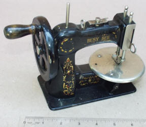 Busy Bee / Stitchwell TSM Toy Sewing Machine