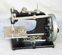 Baby Grand TSM Child-Size Antique Toy Sewing Machine