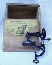 Pet Sewing Machine w/ Original Box
